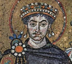 Iustinian I - San Vitale Ravenna