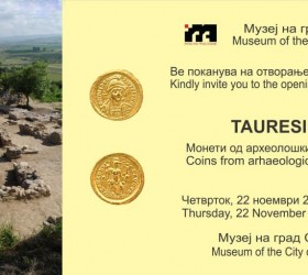 tauresium exhibition