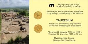 tauresium exhibition