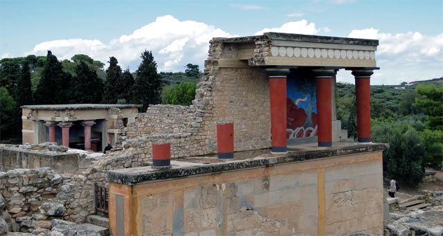 Minoan Palace of Knossos