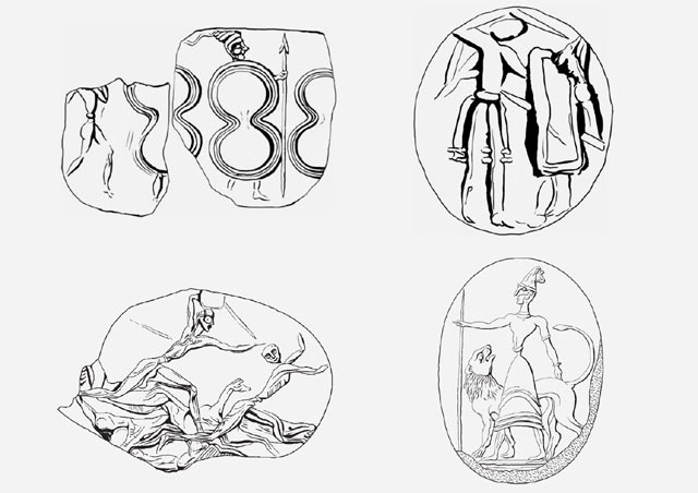 Sealings from Knossos