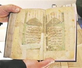 Hand-written Qurans - Konya
