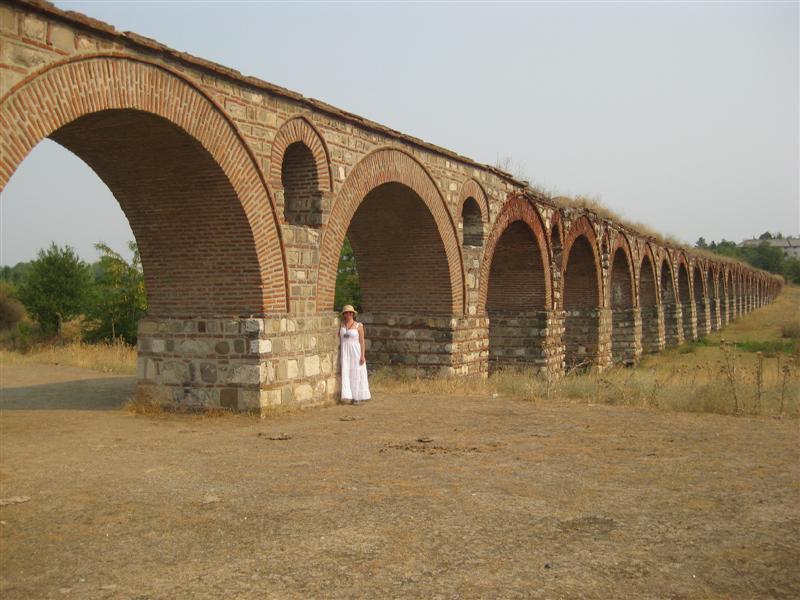 Aqueduct at Skopje