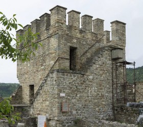 Baldwin's-Tower-at-Tsarevets-Veliko-Tarnovo