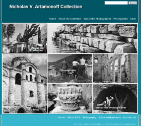 Nicholas V. Artamonoff Collection