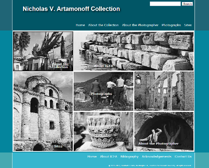 Nicholas V. Artamonoff Collection