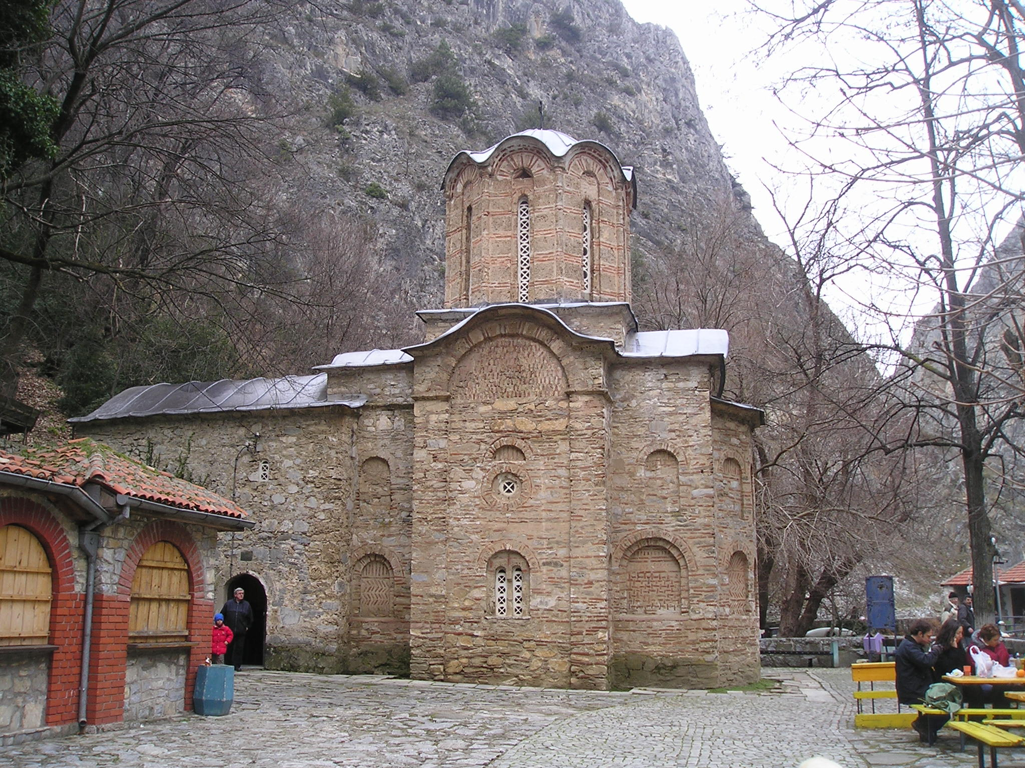 St. Andrea church - Matka