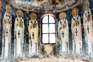 St. Sophia church 3 - Ohrid
