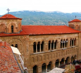 St. Sophia church - Ohrid