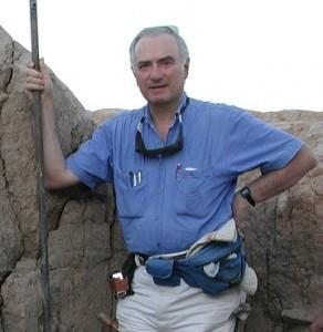 The Cotsen's founding director Giorgio Buccellati