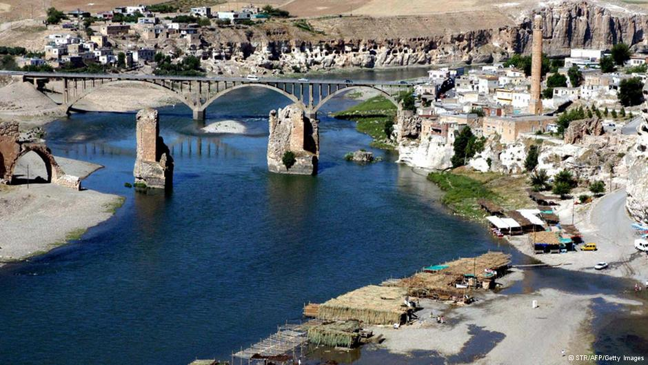 Despite international protests, Hasankeyf will soon be partly submerged by a reservoir