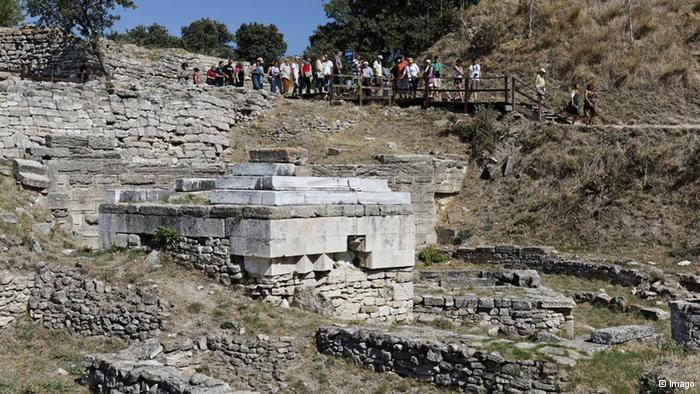 Archaeological Sites in Turkey Turkey Archaeology Tourism
