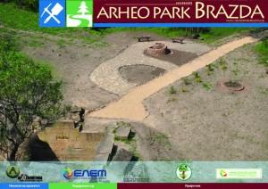 arheopark brazda