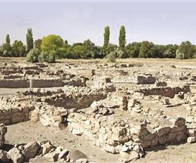 This year's excavations in Kültepe/Kaniş will continue to find new traces from as many as 5,000 years ago. Hürriyet photo
