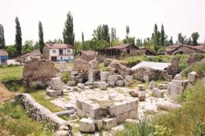 The ancient city of Sebastapolis, known as one of the five largest cities in the Black Sea 2,000 years ago, was the capital of a number of states in the past. Archaeological excavations will soon begin once again after 22 years. AA photo