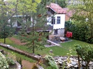 Speleo house in Slatina