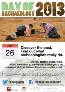 Day of archaeology 2013