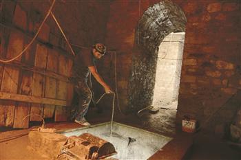 Basilica Cistern - Istanbul