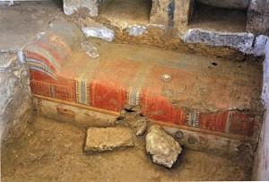 Roman chamber - Corinth