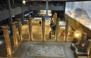 Turkey's 370 museums, 188 of which are affiliated with the ministry, serve millions of local and foreign history and culture aficionados every year.