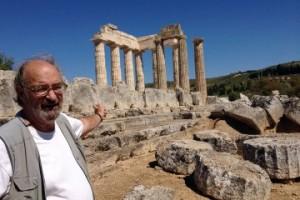 Greece Ancient Stadium