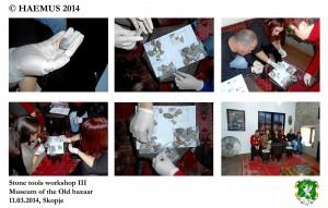 Stone tool workshop III by HAEMUS
