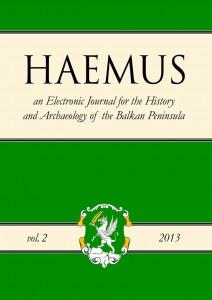 Haemus Journal Vol.2 2013