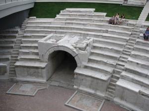 The ancient Stadium of Philippopolis