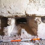 medieval bath in Albania 3