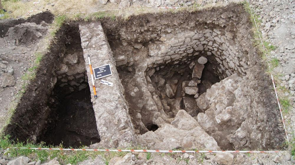 medieval bath in Albania 4