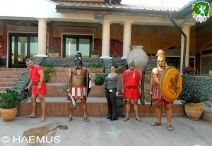 Koryvantes in Viminacium 2012-1
