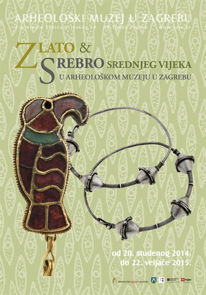 Mediaeval_gold_silver_Archaeological_museum_ Zagreb