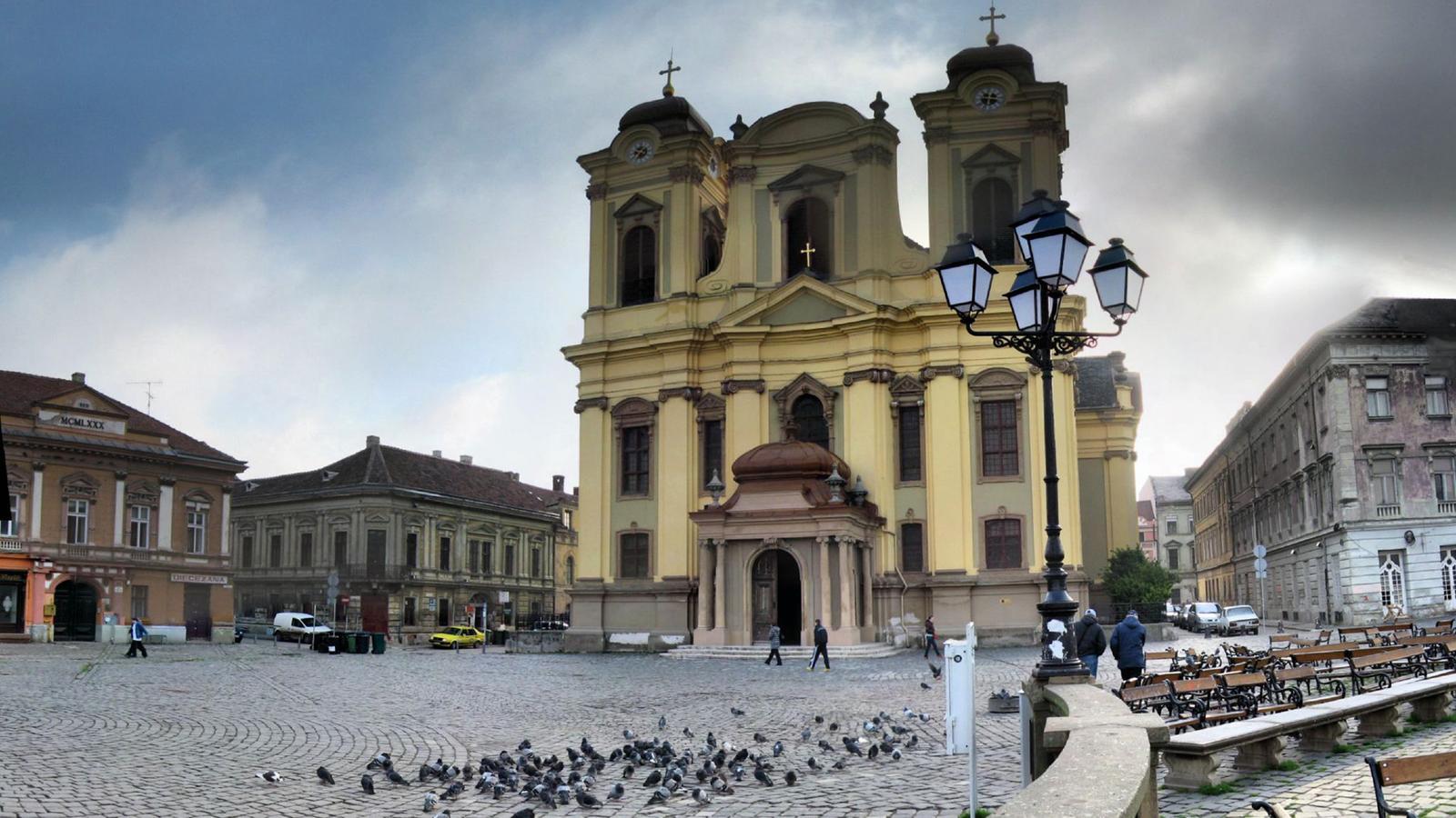 Piata Libertati - Timisoara