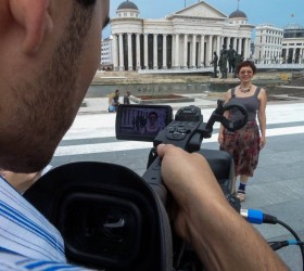 HAEMUS and Sur les pas dAlbert Londres