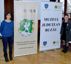 HAEMUS_Conference_Buzau_County_Museum_1