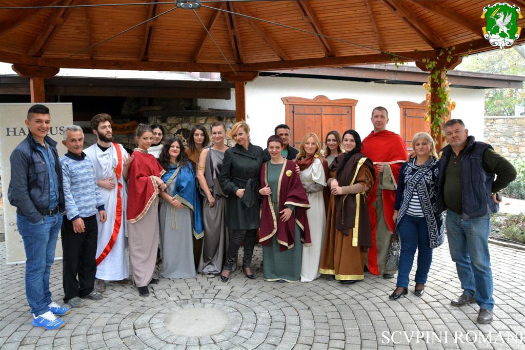 SCUPINI-ROMANI_Viminacium_HAEMUS_Group_Photo