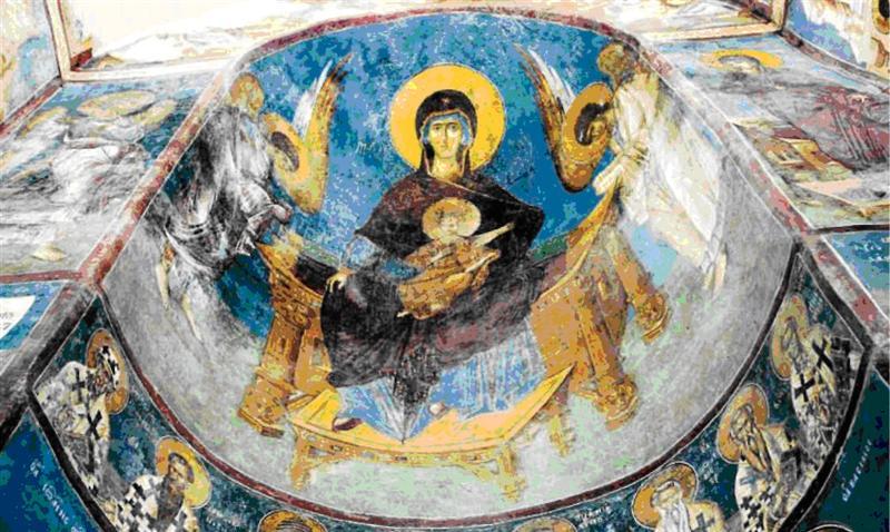 St. Andrea church - Matka 2