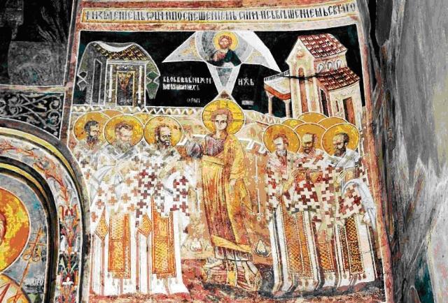 St. Andrea church - Matka 5